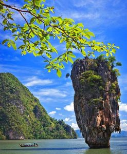 James Bond island by Big boat - Phuket