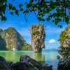 James Bond island by Speed boat - Phuket