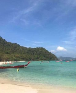 Coral Island afternoon tour by speedboat - Phuket