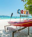 Coral Island full day by speed boat – Phuket