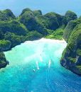 phi-phi-island-by-speedboat-Maya-Bay