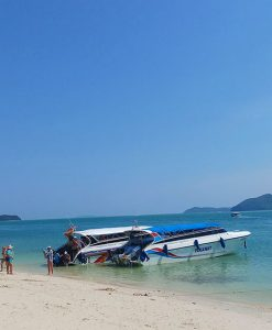 Rang Yai Island by speedboat full day - Phuket