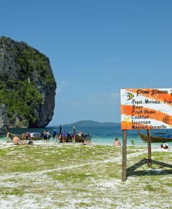 4 Krabi islands tour from Phuket