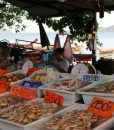 Rawai Seafood Market at Seagipsy Village, buying seafood at