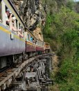 Kanchanaburi Train full day tours - Bangkok