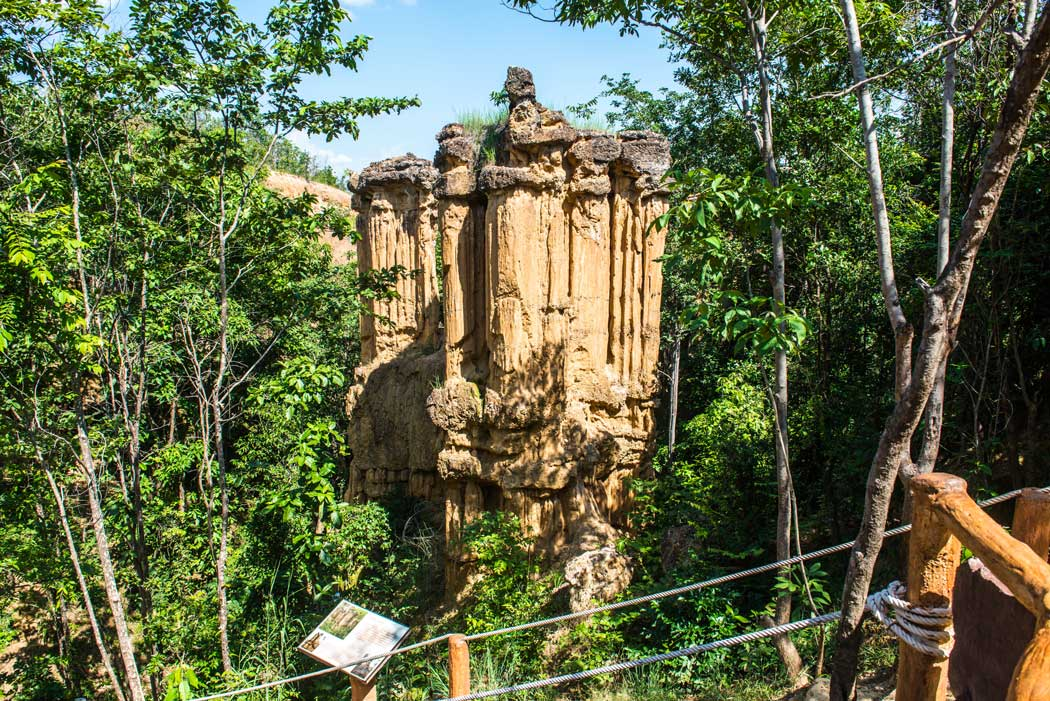 Chiang Mai Grand Canyon tour