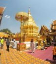 Doi Suthep zipline trek tour