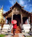 Chiang Mai cycling temples tour