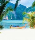 Phi Phi Island tour by speedboat from Khao Lak