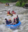 Phang Nga rafting day Tour from Khao Lak