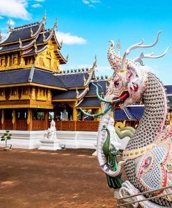 Chiang Rai Private Tour from Chiang Mai