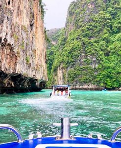 Islands speedboat sunset tour from Phi Phi
