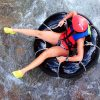 Phuket Elephant bathing Tubing Jungle Trek