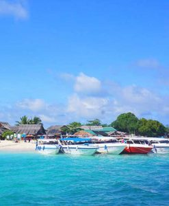 Khai Islands Yao Yai island tour