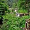 Trekking Doi Suthep Waterfalls tour from Chiang Mai