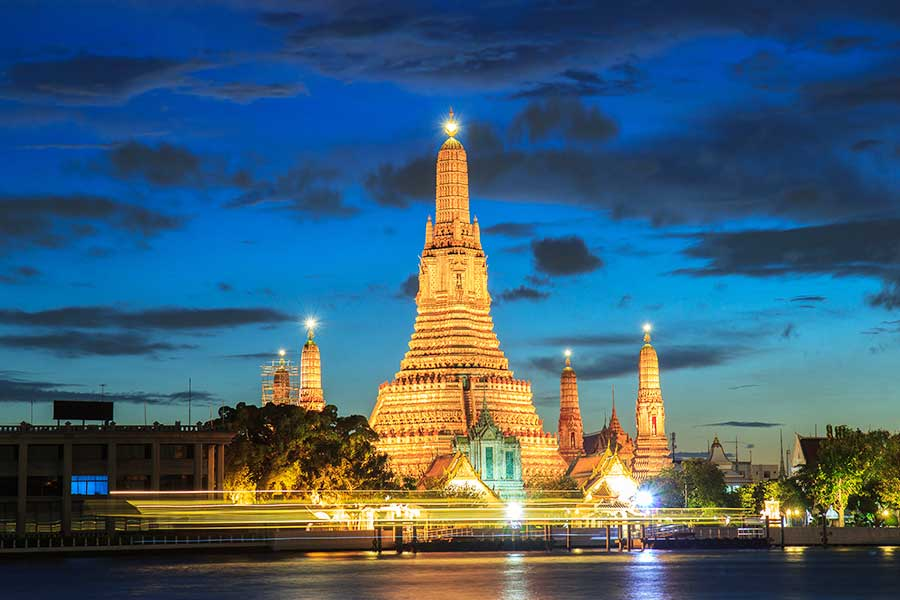 What is Bangkok Famous For?